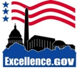 Excellence.Gov Awards logo